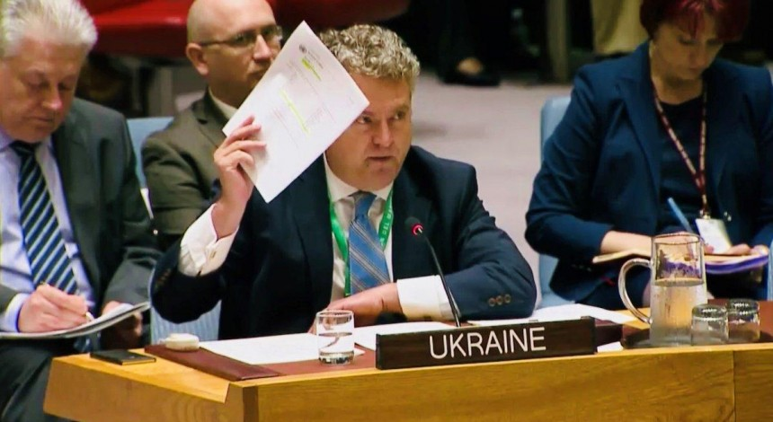 Україна в ООН: занепокоєння й рішучі засудження не вирішують проблему захисту цивільних, потрібно діяти