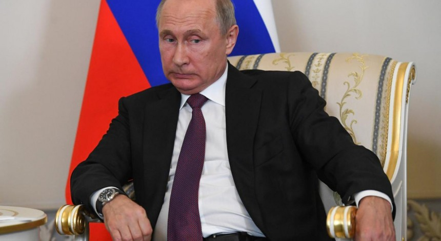 Trump considers annexation of Crimea illegal, Putin says