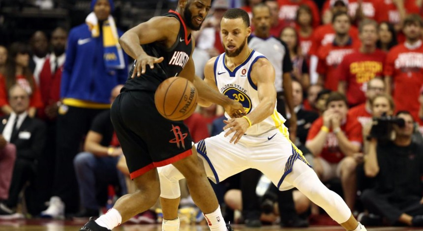 """""""Х'юстон"""" обіграв """"Голден Стейт"""" і повів у півфінальній серії плей-офф НБА"""