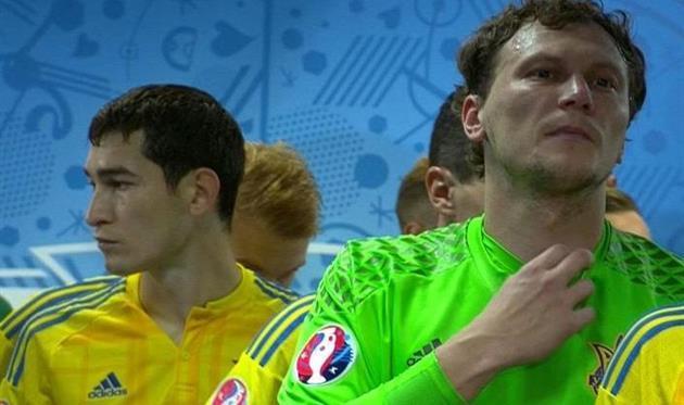Пятов и Степаненко пропустят ближайший матч сборной Украины / Football.ua