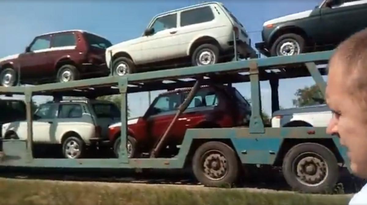Семенихин: Вот почему мы не можем растаможить машины из Евросоюза / Кадр из видео facebook.com/SemenihinUA