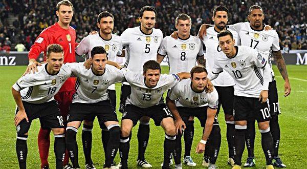 Сборная Германии определилась с заявкой на ЧМ-2018 / football-match24.com