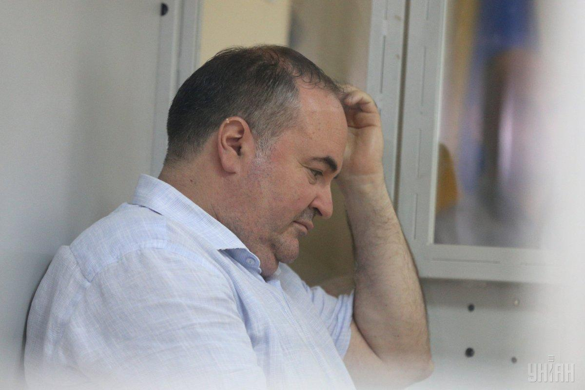 Суд продовжив арешт підозрюваному Герману до 23 вересня / фото УНІАН