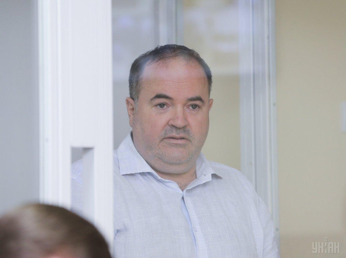 Борис Герман получил два месяца ареста без права на залог/ фото УНИАН