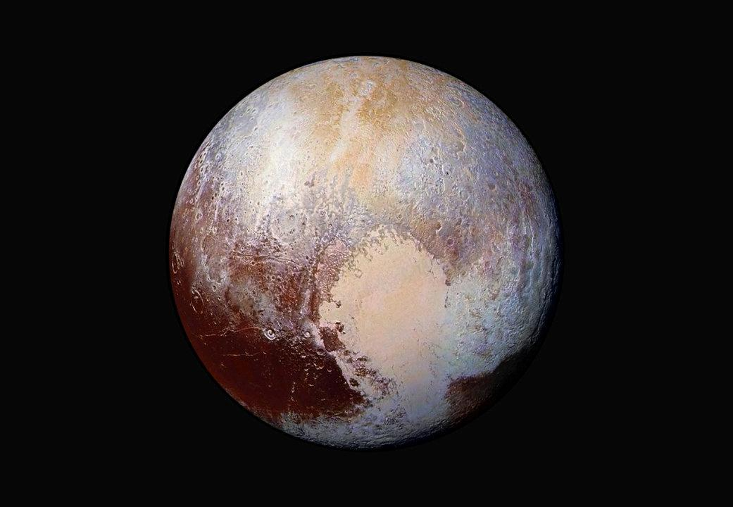 Плутон / REUTERS/NASA