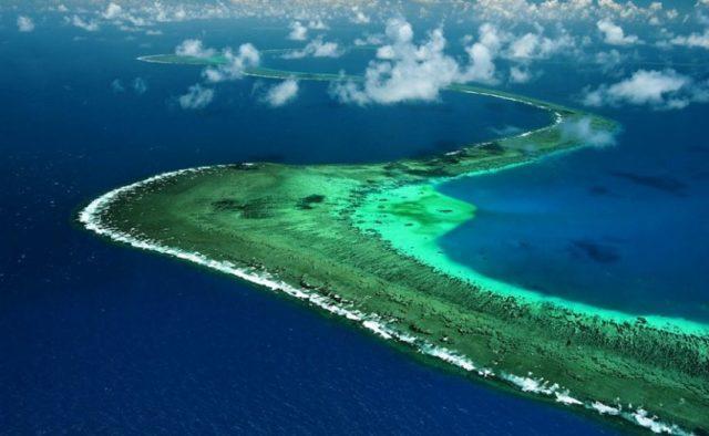Большой барьерный риф существует более 30 тысяч лет / фото politeka.net