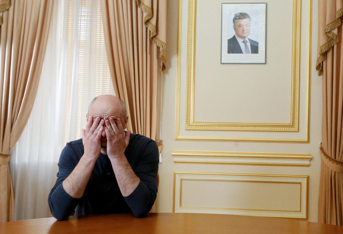 Аркадий Бабченко / фото REUTERS