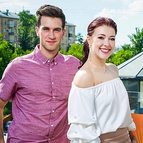 Катерина Боброва та її чоловік / instagram.com