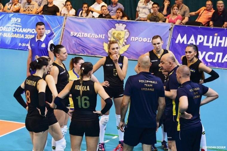 Женская сборная Украины по волейболу не сыграет в Финале четырех Золотой Евролиги / cev.lu
