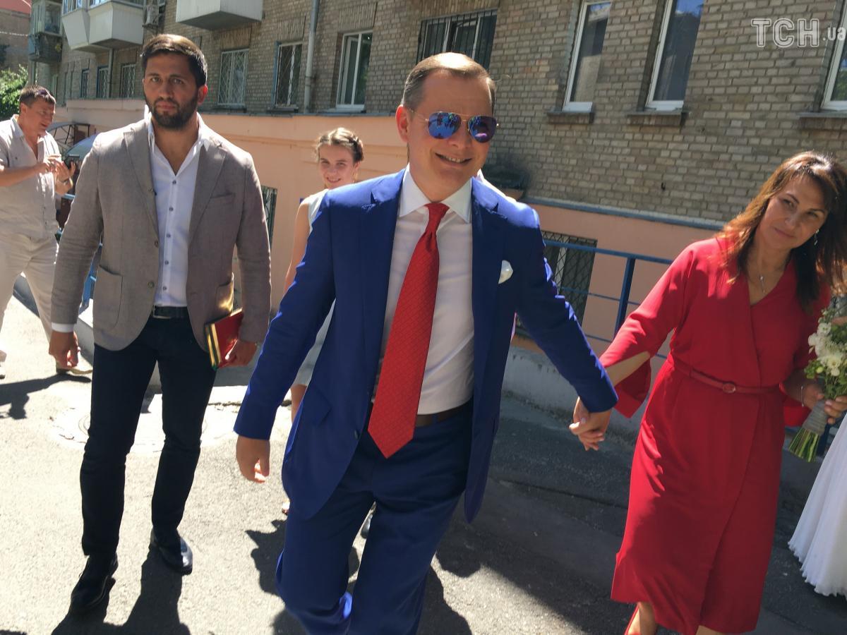Дружина Ляшка йде у депутати / фото ТСН