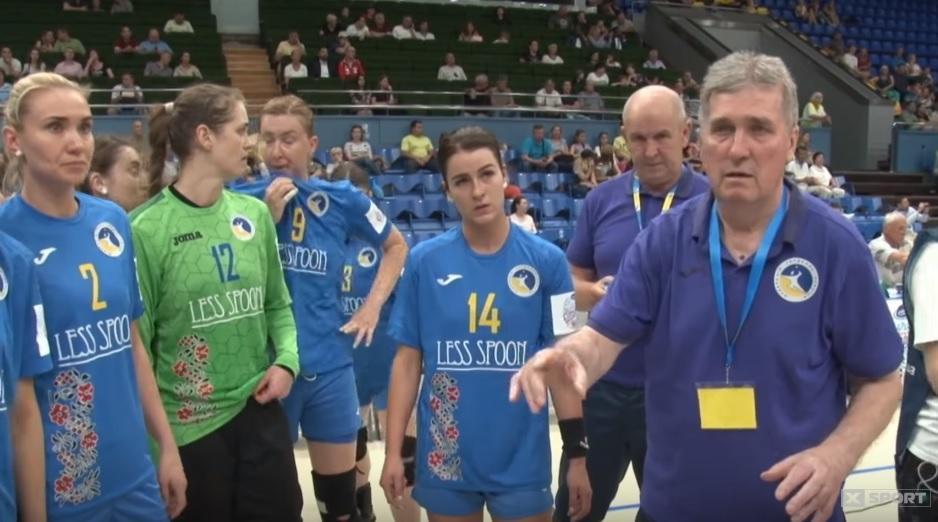 Украинские гандболистки провалили отбор к Евро-2018 / handball.net.ua