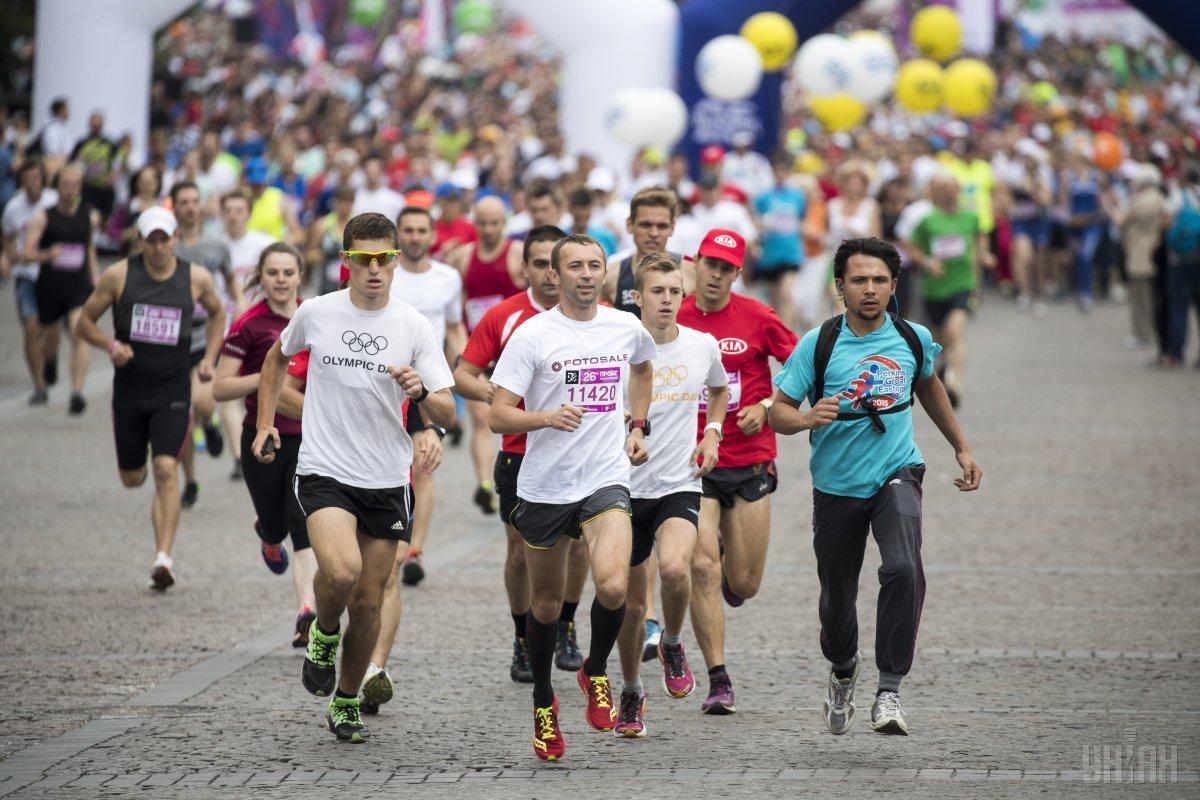 8 вересня у Тернополі відбудуться змагання з бігу / фото УНІАН
