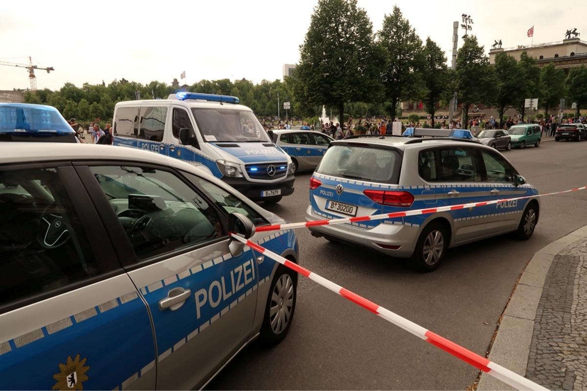 Участники музыкального фестиваля вГермании покалечили 15 полицейских