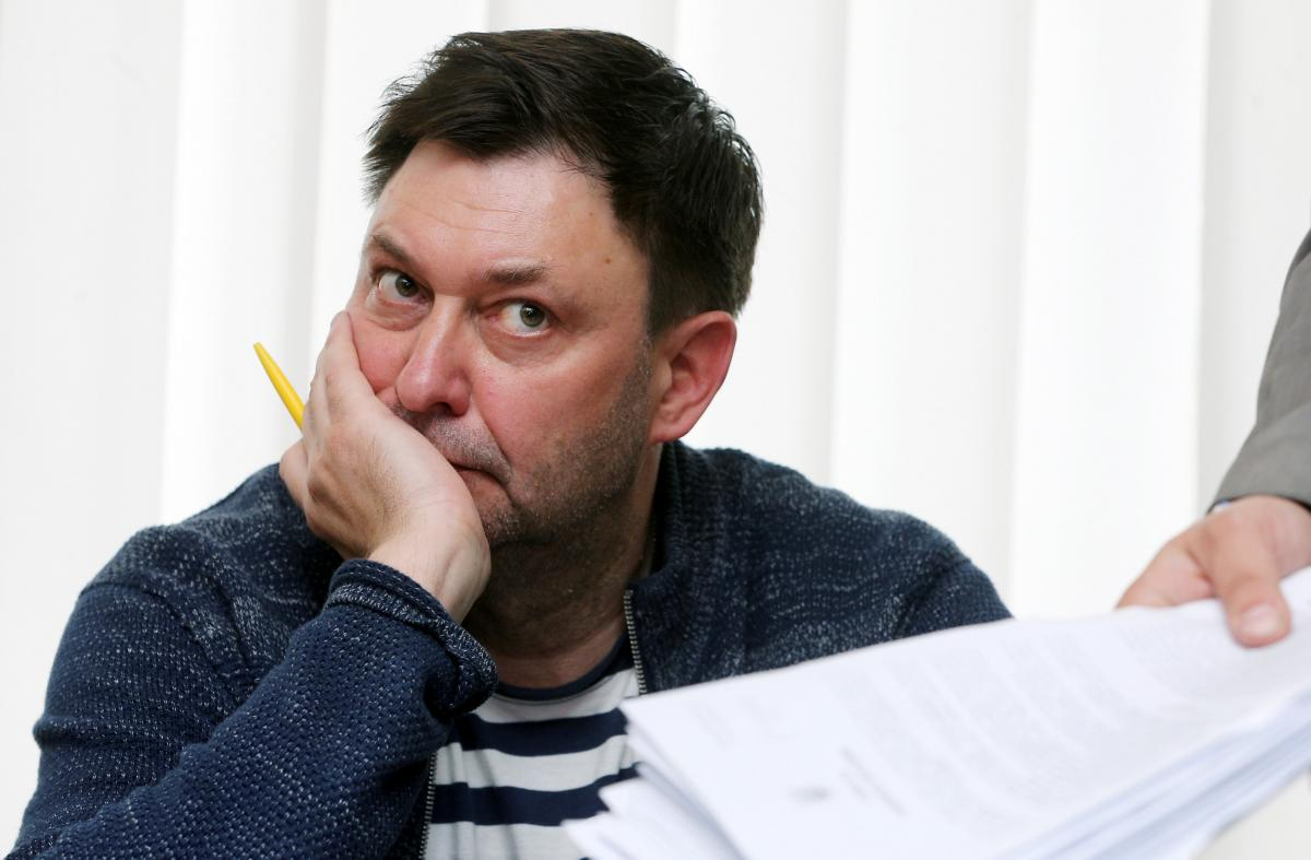 Кирило Вишинський / фото REUTERS