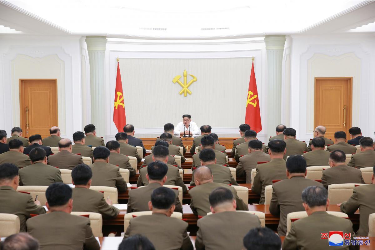 Северная Корея заканчивает крупный проект попроизводству баллистических ракет