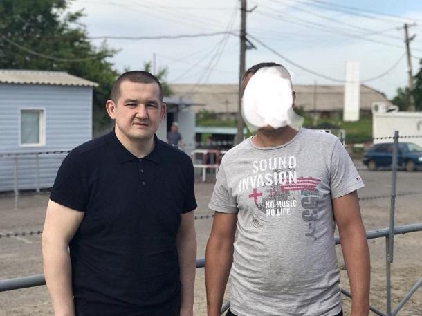 «ЛНР» незаконно удерживало мужчину в местах лишения свободы / Павел Лисянский в Facebook
