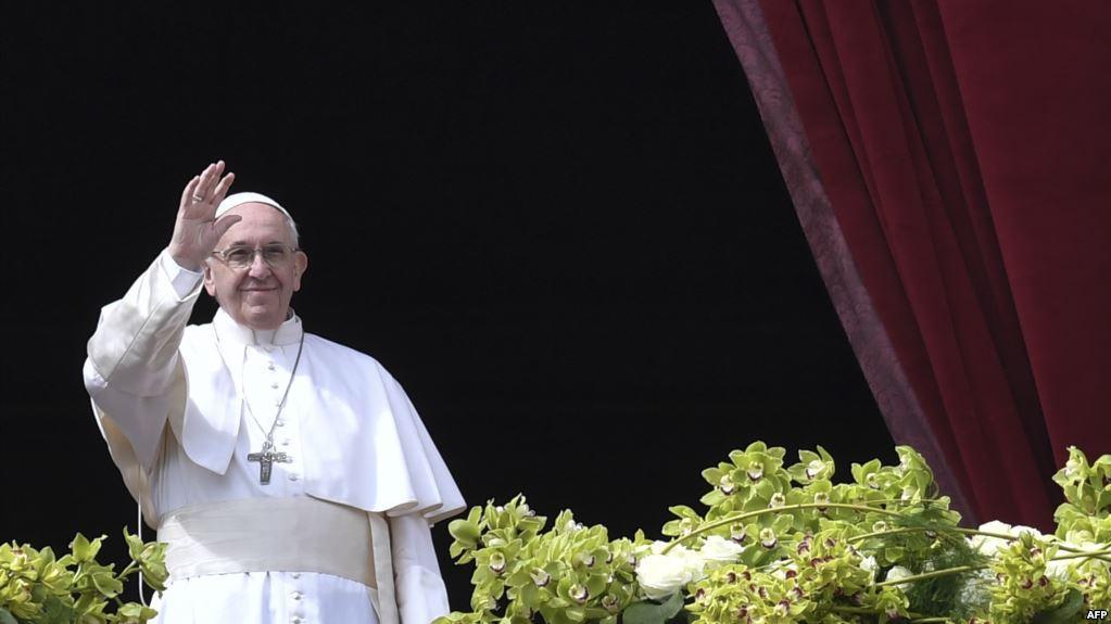 Папа Римский / radiosvoboda.org