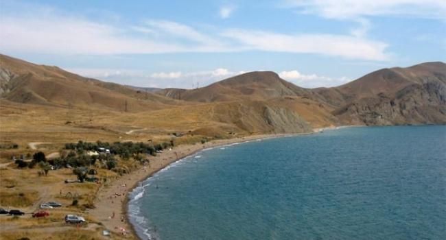 В анексованому Криму зникає водосховище