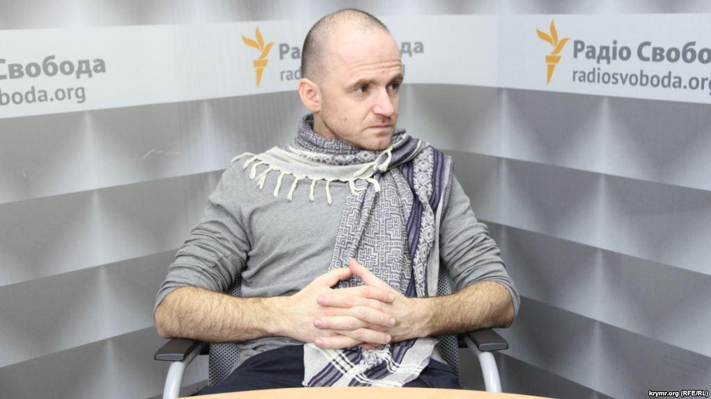 Лінчевський прокоментував скандал довкола його слів / фото Радіо Свобода