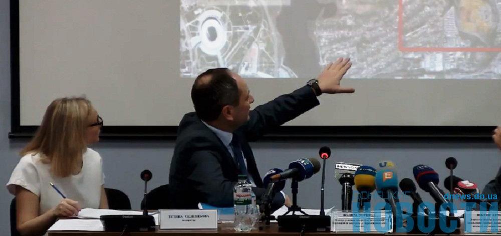 Окупований Донецьк «провалюється» під землю — МінТОТ