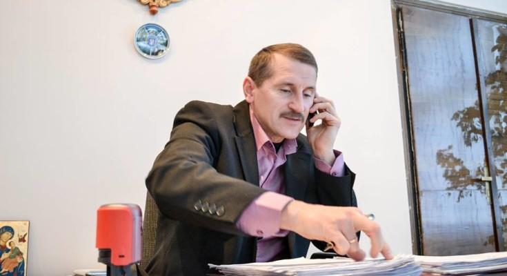 Дрогобычский городской голова Тарас Кучма избил активиста / nkontrol.org.ua