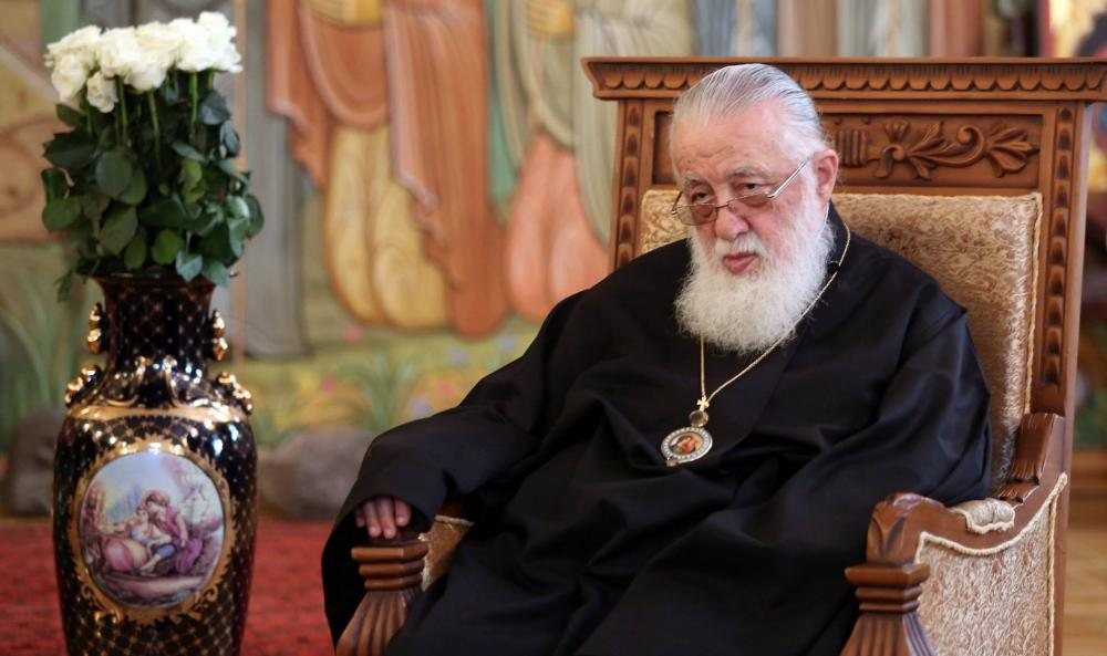 Патриарх Илия Второй / newsgeorgia.ge