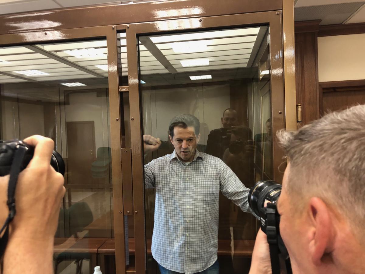 Защита Сущенко обжаловал его осуждения к 12 годам колонии / Роман Цимбалюк
