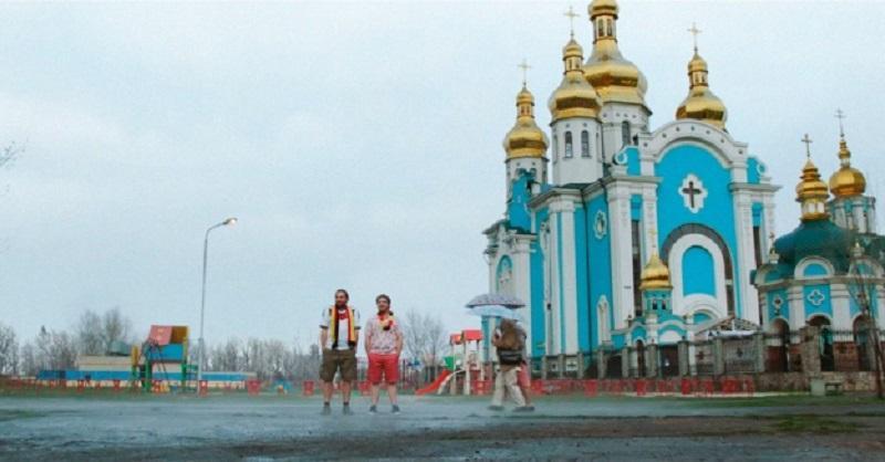 У компанії сподівались, що ніхто не помітить різницю / Кадр з відео Lufthansa via eurointegration.com.ua