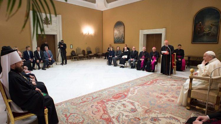 Екуменізм твориться, спільно прямуючи вперед / vaticannews.va