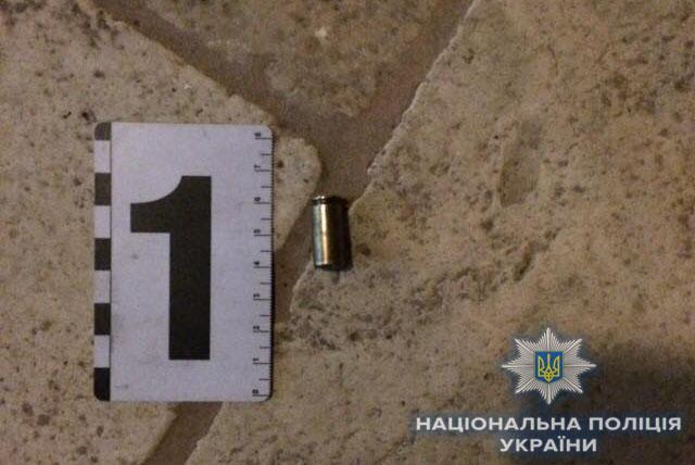 Червачев получил ранения обеих ног, рук и грудной клетки / полиция Одессской области