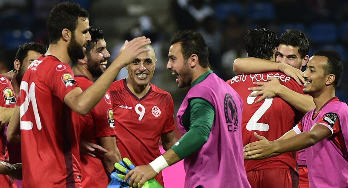 Сборная Туниса по футболы сыграет на ЧМ-2018 / Р-Спорт