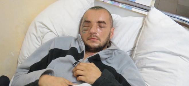 Максим Ромащук с Волыни получил тяжелейшее ранение в Широкино
