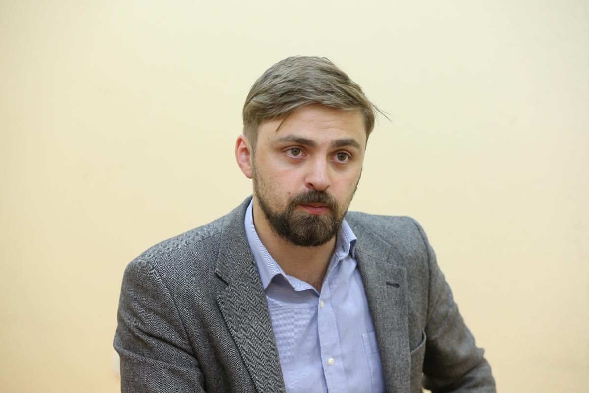 Заступник Міністра юстиції з питань євроінтеграції Сергій Петухов розповів УНІАН про здобутки України на шляху євроінтеграції/ УНІАН