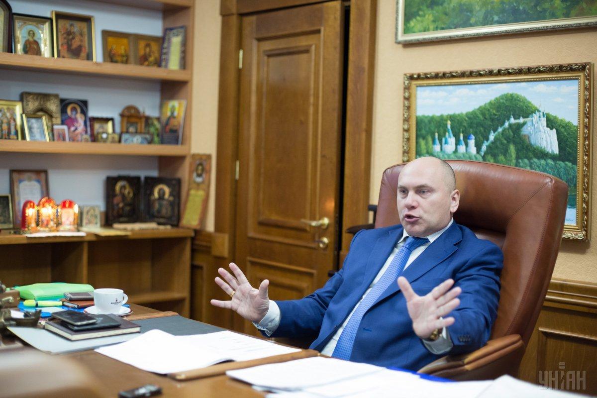 Виталий Трубаров: Одной из целей, которая ставится в рамках приватизации, является не столько получение денег по факту продажи, сколько работающее предприятие / Фото УНИАН