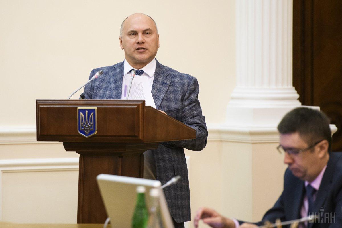 Глава Фонду Держмайна пояснив критику в свою адресу / фото УНІАН