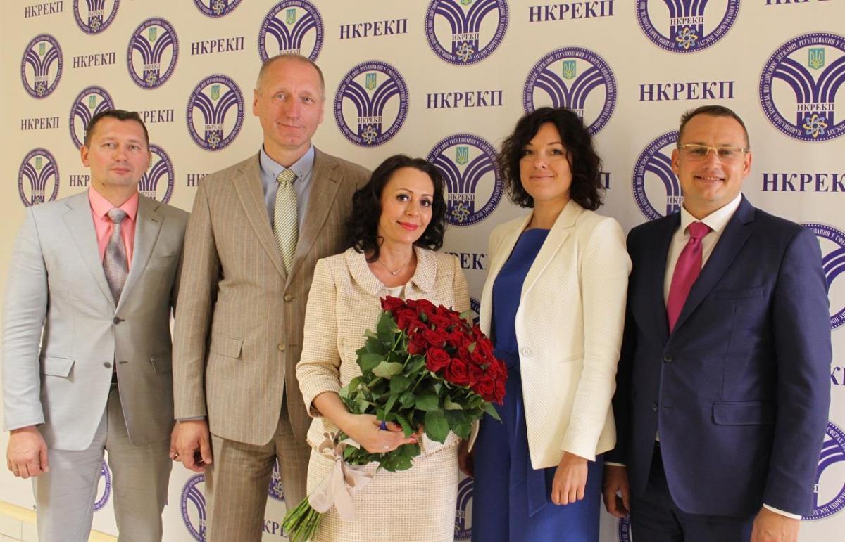 Новым главой НКРЭКУ стала Оксана Кривенко / фото facebook.com/nerc.gov.ua