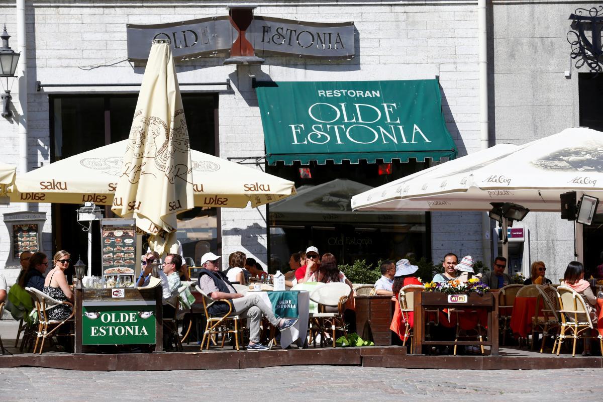 Естонія \ REUTERS