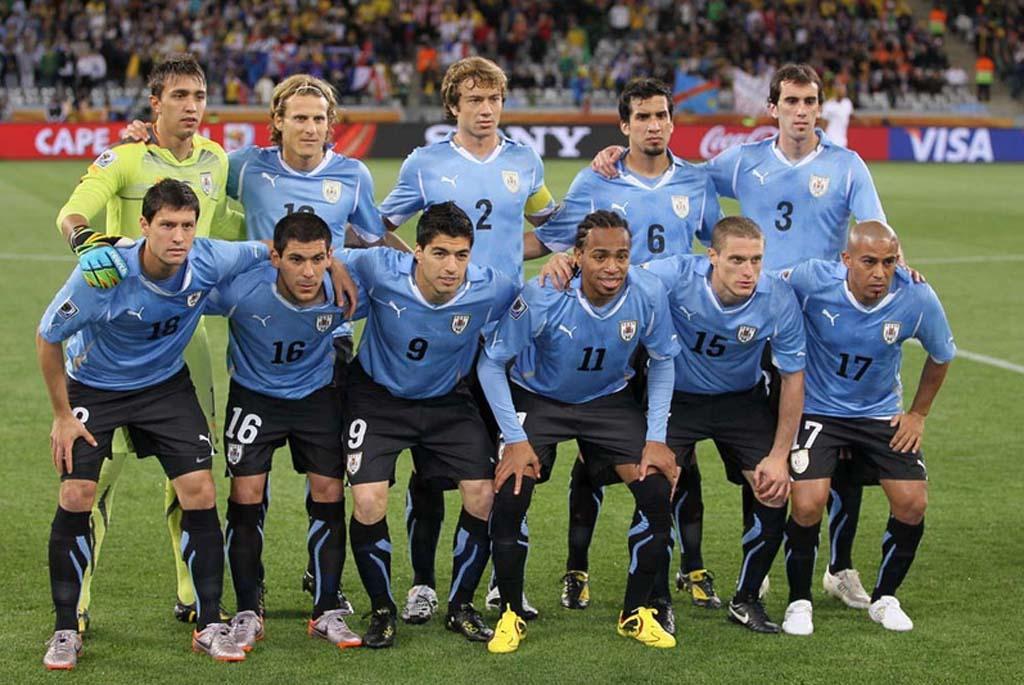Сборная Уругвая является явным фаворитом группы А ЧМ-2018 / worldcuprussia-2018.com