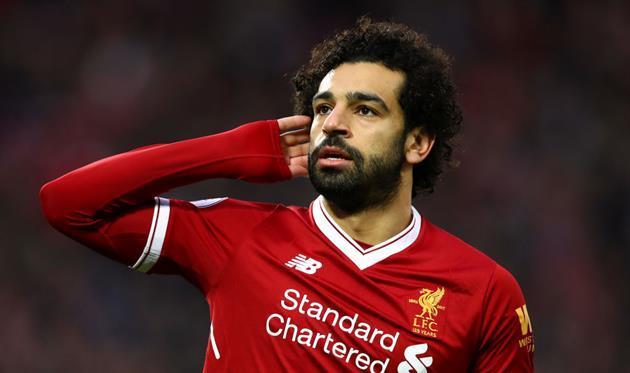 """Мохаммед Салах является лидером не только английского """"Ливерпуля"""", но и сборной Египта по футболу / Reuters"""