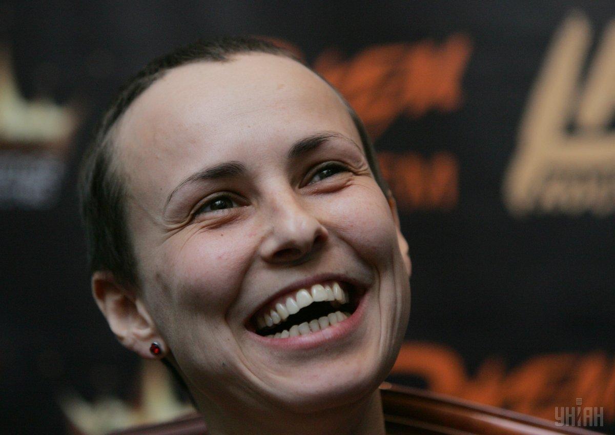 """Чичеріна впевнена, що на Донбасі """"негри"""" і латиські біатлоністки розстрілюють електриків і бабусь / фото УНІАН"""