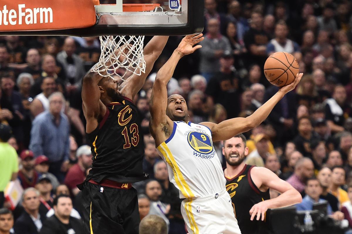 Голден Стейт впритул наблизився до титулу чемпіона НБА / Reuters