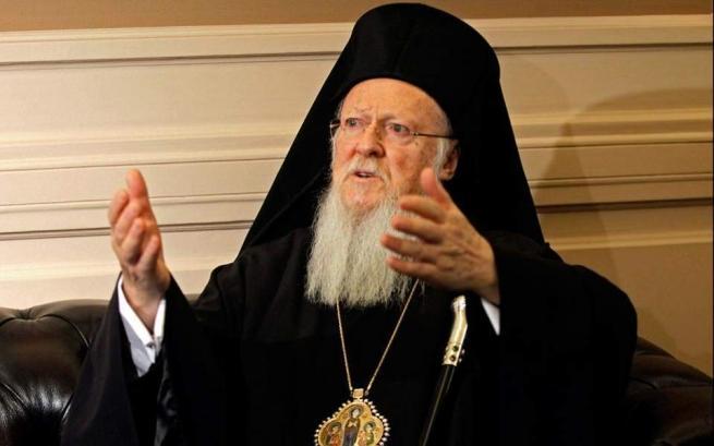 Вселенский Патриарх / rua.gr