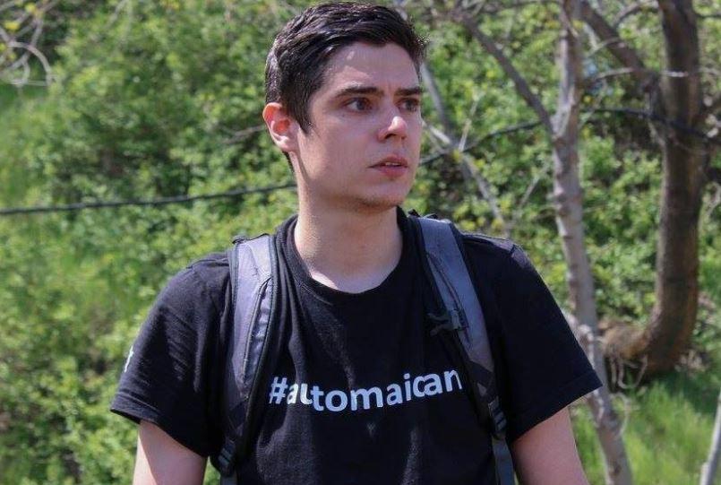 Активіст не уточнив, кого саме він має на увазі з двох затриманих / фото Віталій Устименко, Facebook