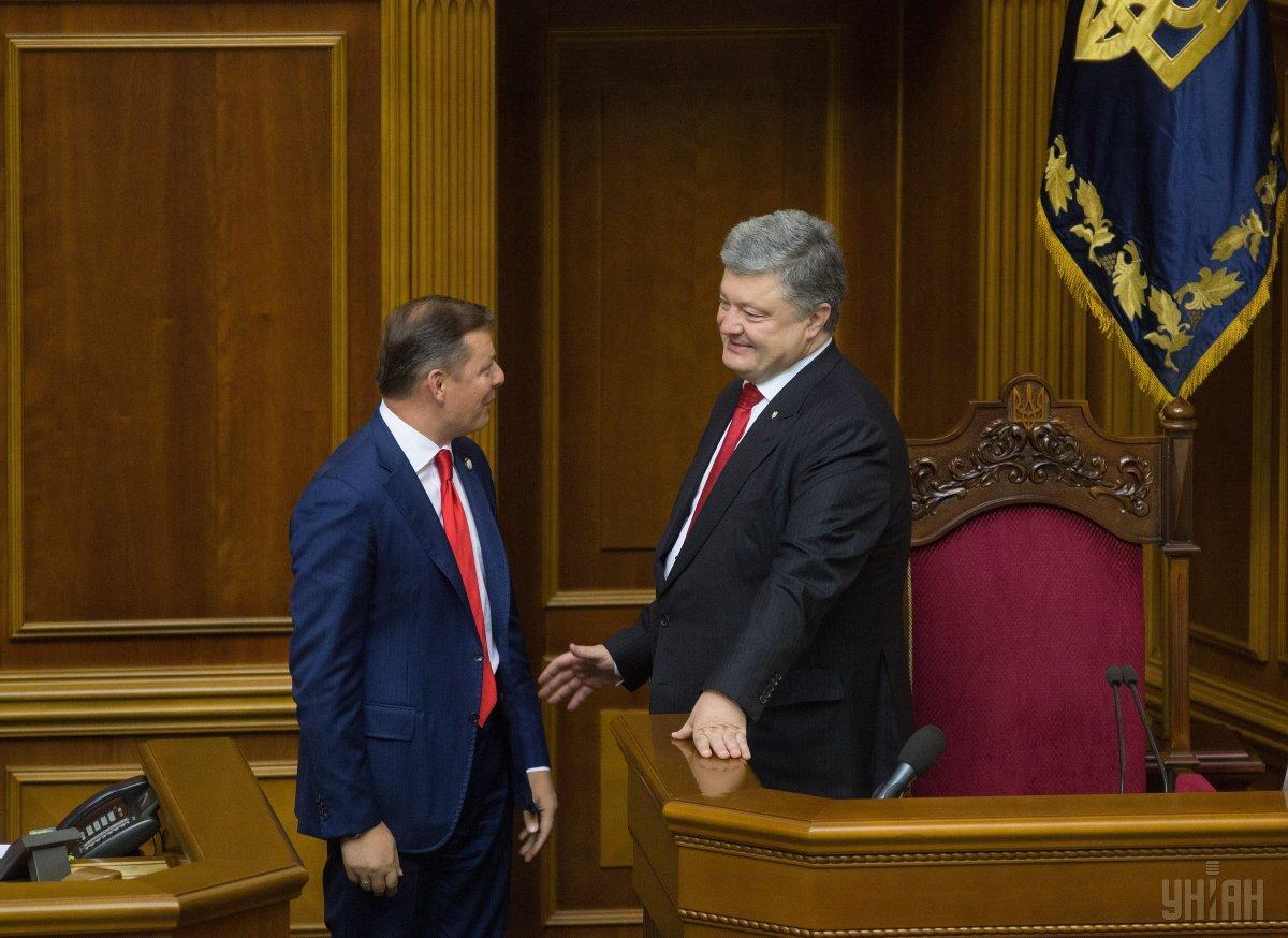 Антипорошенківськакоаліція Ляшко позбавляє президента шансів на другий тур - політолог / фото УНІАН