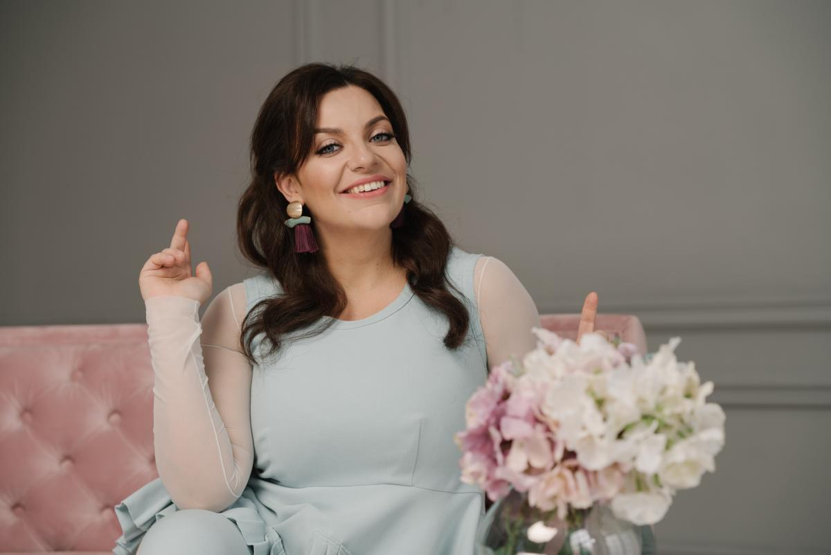Наталья Холоденко: Рекомендую тренироваться одобрять себя вслух