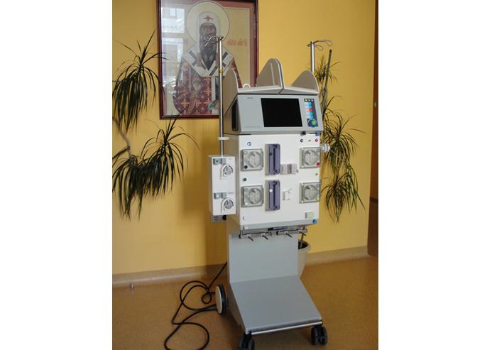 В больницу святителя Алексия поступил аппарат искусственной почки / diaconia.ru