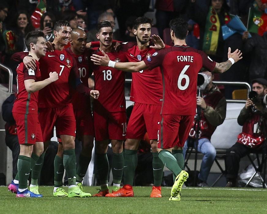Сборная Португалии уже познала вкус побед на больших турнирах / Еженедельник Футбол