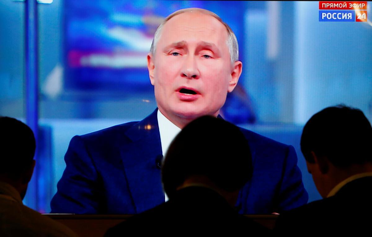Владимир Путин может стать кандидатом на Нобелевскую премию мира / REUTERS