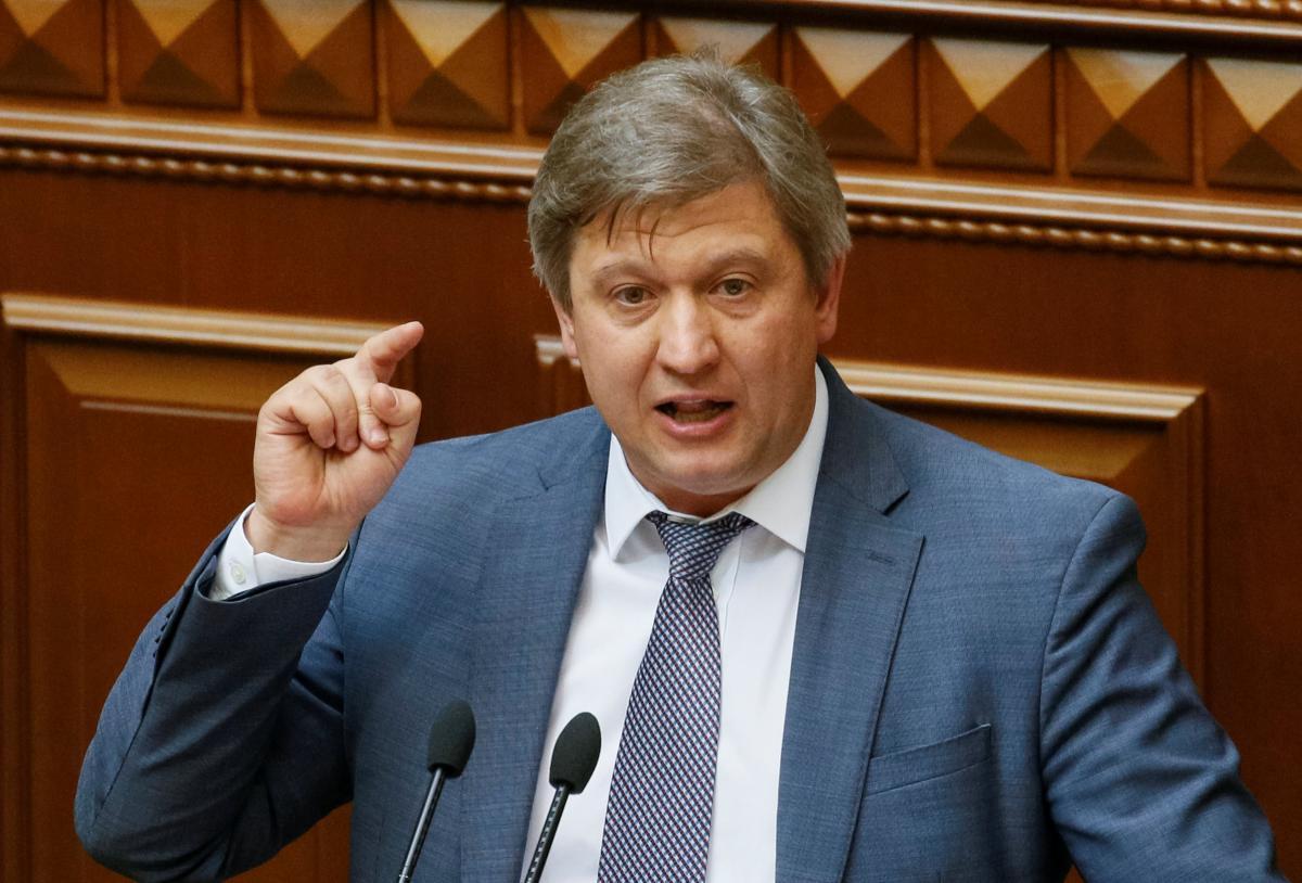 Уже после отставки Данилюк еще раз «проехался» по депутатскому корпусу / REUTERS