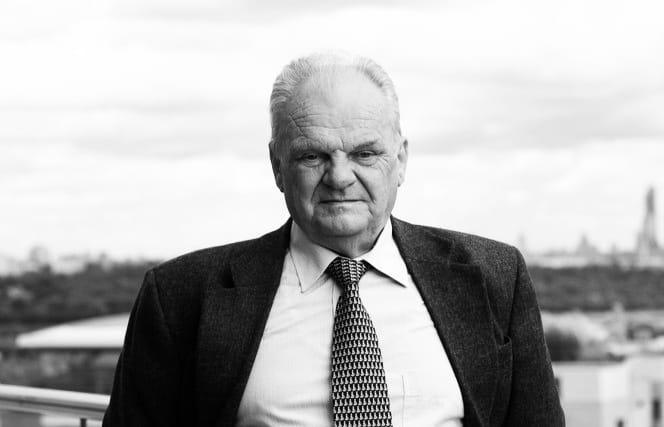 """Умер """"отец"""" Ан-225 Виктор Толмачев/ Facebook - Алексей Рогозин"""